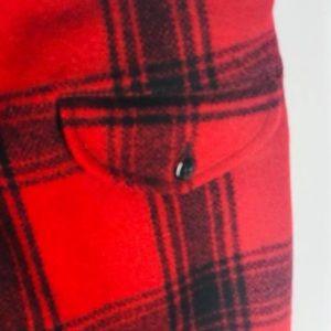 0b98ffa5b2f8a Johnson Woolen Mills Pants - Vintage Johnson Woolen Mills red wool pants  32x32